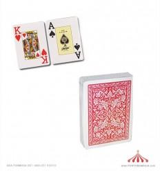 Baralho cartas poker marca Fournier
