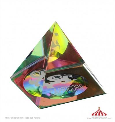 Pirâmide Cristal Gémeos horóscopo