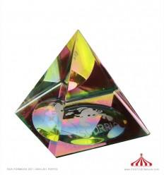 Pirâmide Cristal Escorpião horóscopo