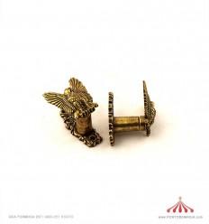 Suporte águia dourado