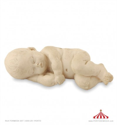 Bebé deitado