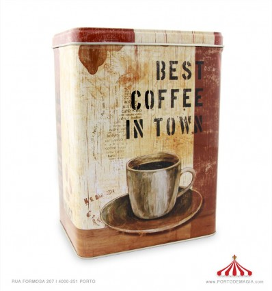 Lata Best Coffe