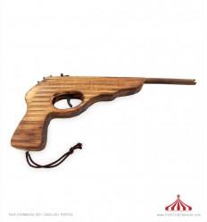 Pistola Madeira D+