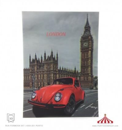 Quadro 3D London