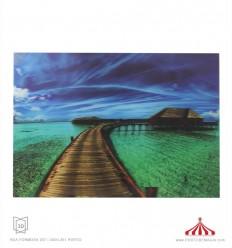 Quadro 3D Seychelles