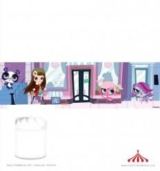 Cenário para Lanterna Littlest Pet Shop