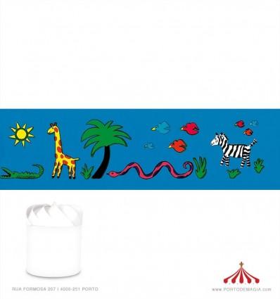 Cenário para lanterna Selva