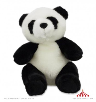 Urso panda peluche