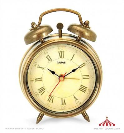 be0a2aadeae cesar redondo - Relógio mesa