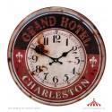 Grand Hotel Charleston - Wall Clock 40