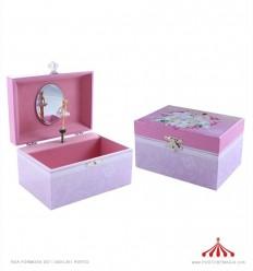 Musical Jewelry Box Dancer