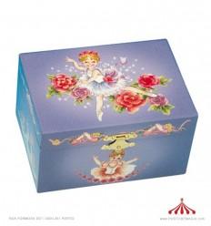 Caixa de joias Ballet