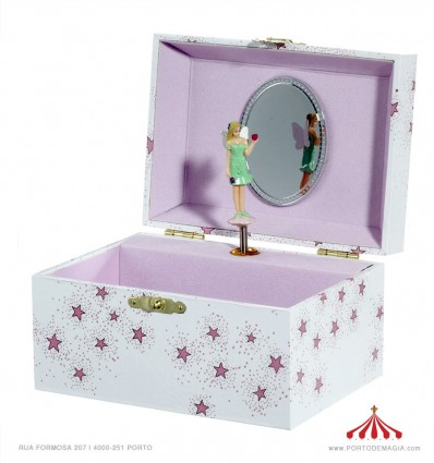 Caixa de joias Fada