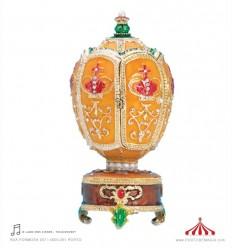 Crown - Fabergé egg