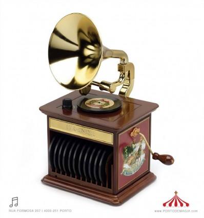 Gramofone Réplica