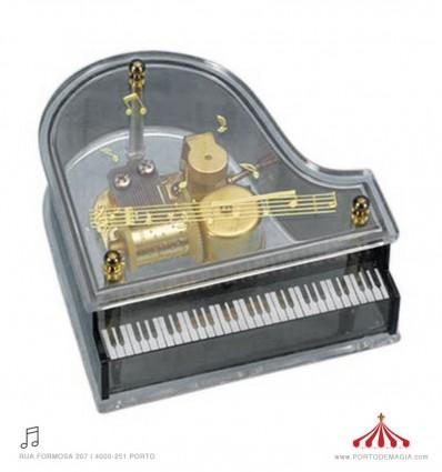 Grand piano 18 notes