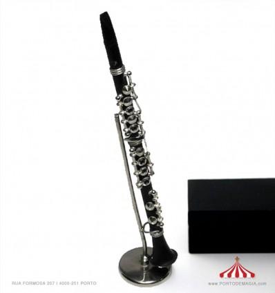 Clarinete Miniatura