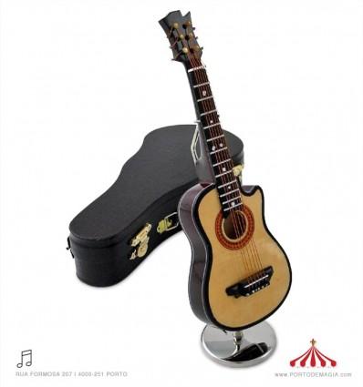 Miniatura Guitarra