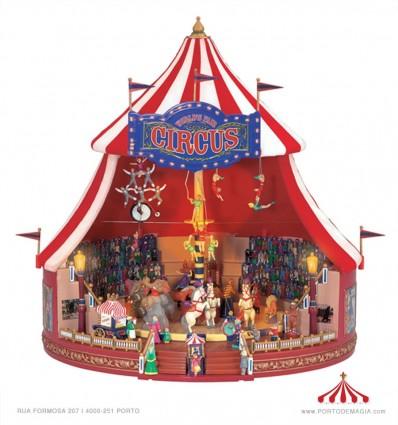 Circo Feira Mundial 29CM
