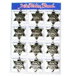 Pin Sheriff