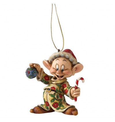 Dopey Ornament