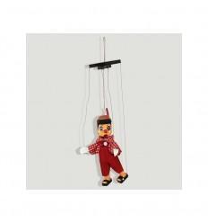 Marioneta Pinoquio Vestido 20cm