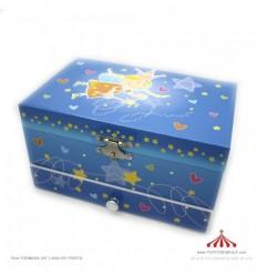 Caixa Fada azul