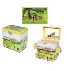 Guarda-Jóias Cavalos