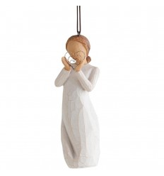 Lots Of Love Ornament - Willow Tree