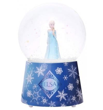 Globo de Neve Elsa