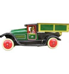 Camioneta Verde Basculante