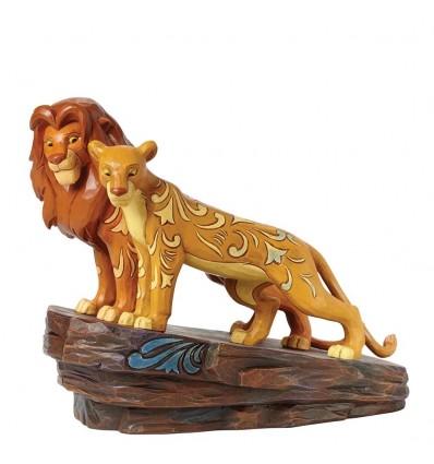 Love at Pride Rock (Simba & Nala Figurine)