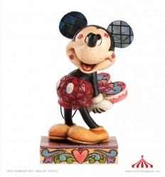 Mickey com beijinhos