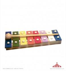 Xilofone 8 notas