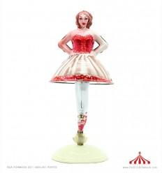 Bailarina pião