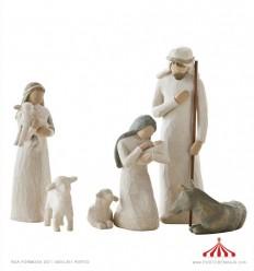 Nativity - Willow Tree