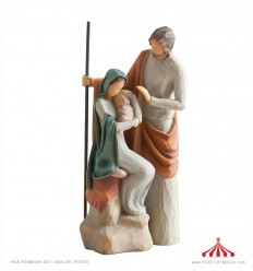 The Holy Family - Willow Tree