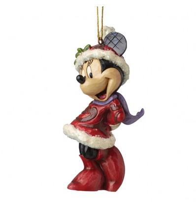 Sugar Coated Minnie Ornamento
