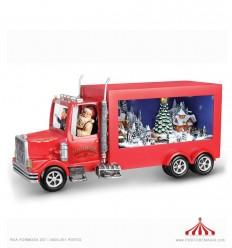 Camião Pai Natal Grande