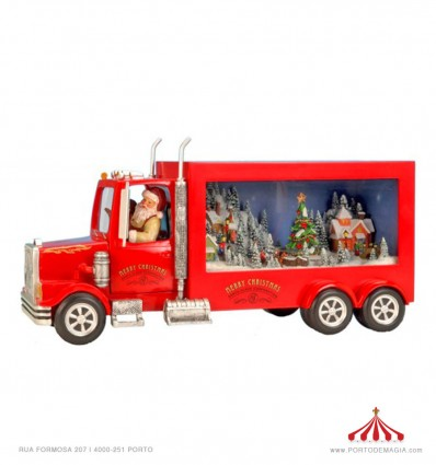 Camião Pai Natal