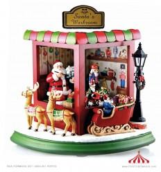 Santas Workroom