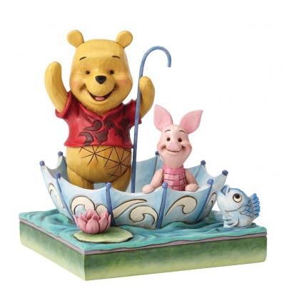 50 Years of Friendship (Winnie the Pooh & Piglet Figurine)