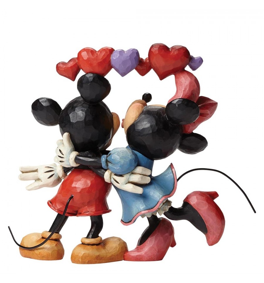 Love is in the Air (Mickey & Minnie Mouse Figurine)