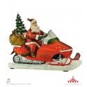 Christmas bauble carousel style