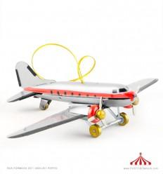 Avião de chapa