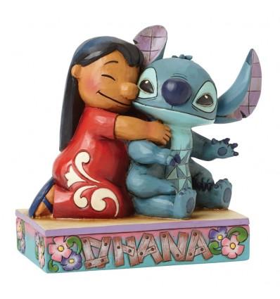 Ohana Means Family (Lilo & Stitch Figurine)