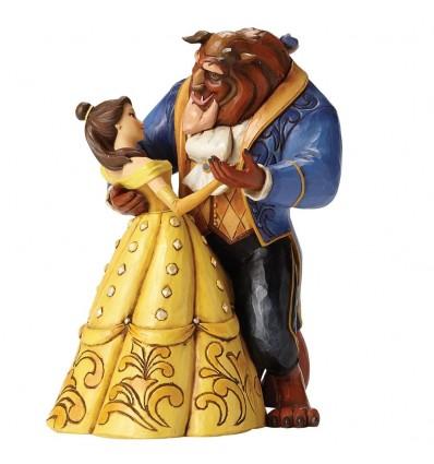 Moonlight Waltz (Beauty & The Beast Figurine)