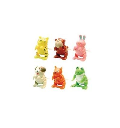 Bonecos saltitões animais