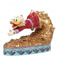 Treasure Dive (Scrooge McDuck Figurine)