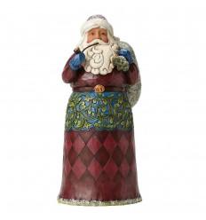 Rejoice & Be Glad (Victorian Santa)